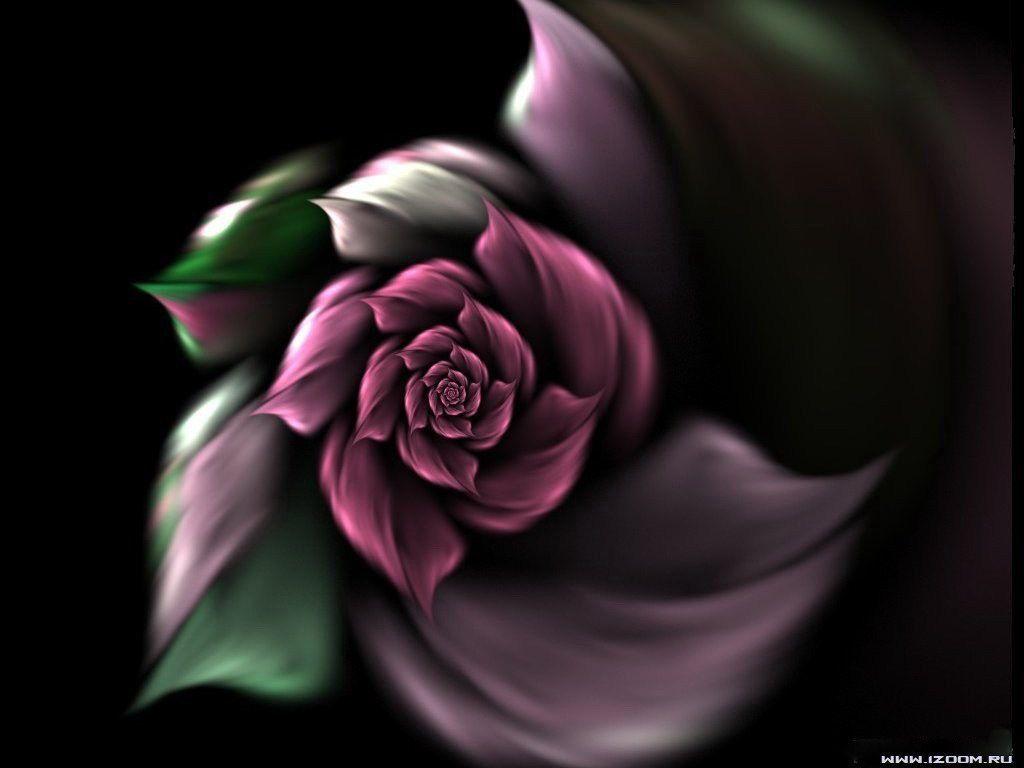 Fond d ecran fleurs page 2 - Flower wallpaper 3d pic ...