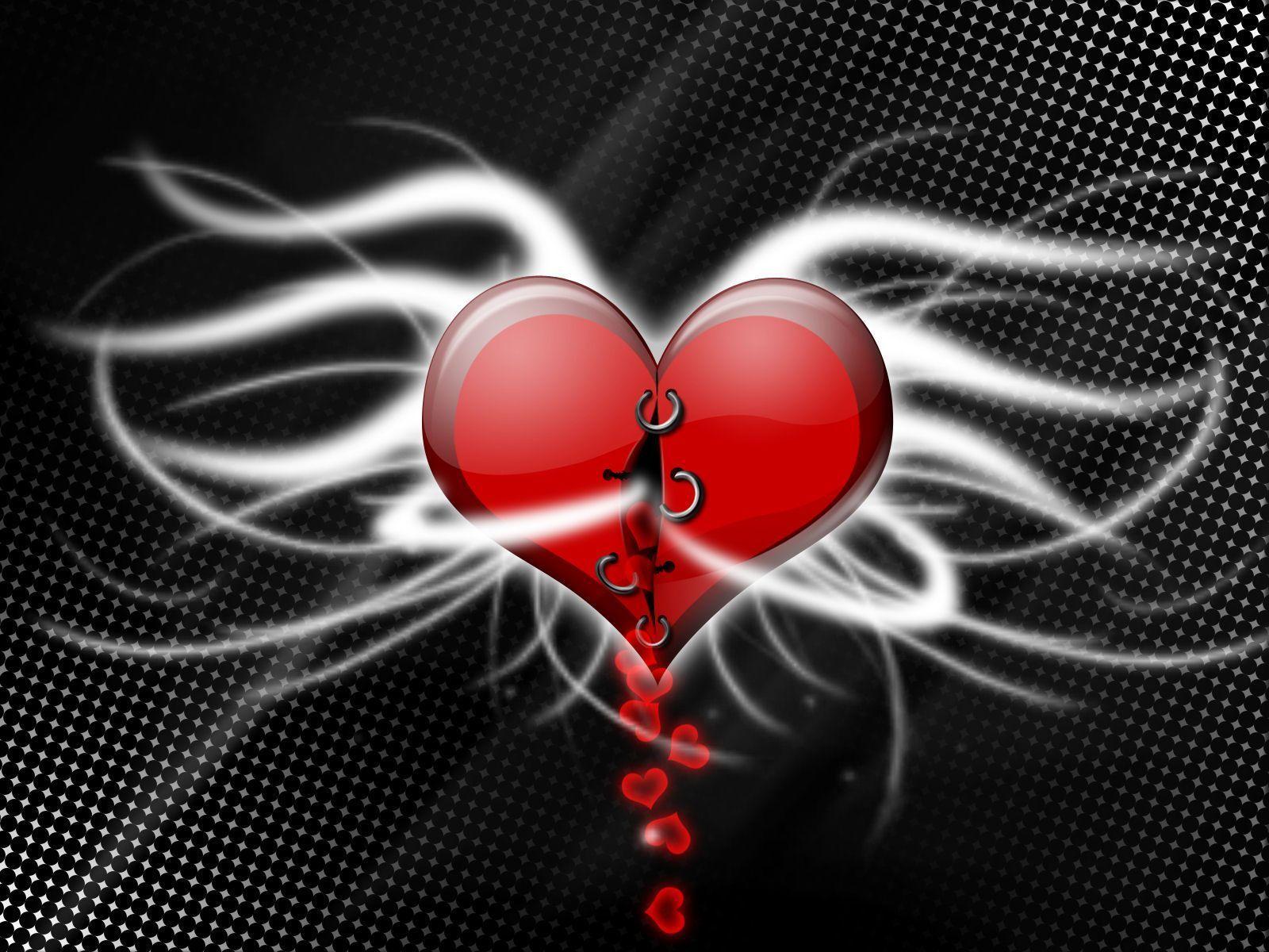 fond d'ecran love